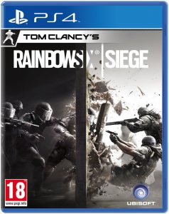 PS 4 Tom Clancy's Rainbow Six: Осада