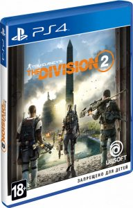 PS 4 Tom Clancy's The Division 2