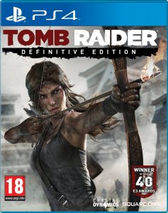 PS 4 Tomb Raider: Definitive Edition
