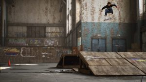 PS 4 Tony Hawk's Pro Skater 1 and 2 PS 4