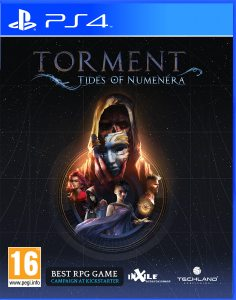 PS 4 Torment: Tides of Numenera. Day One Edition