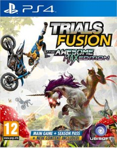 PS 4 Trials Fusion: The Awesome. Max Edition