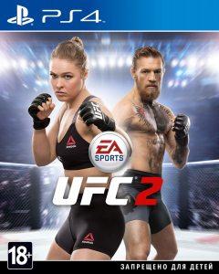 PS 4 UFC 2