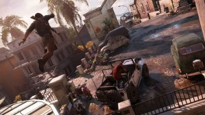 PS 4 Uncharted 4: Путь вора (A Thief's End) (Хиты PlayStation) PS 4
