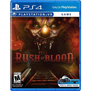 PS 4 Until Dawn: Rush Of Blood (только для VR)