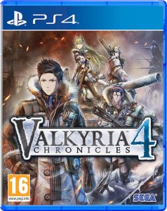 PS 4 Valkyria Chronicles 4