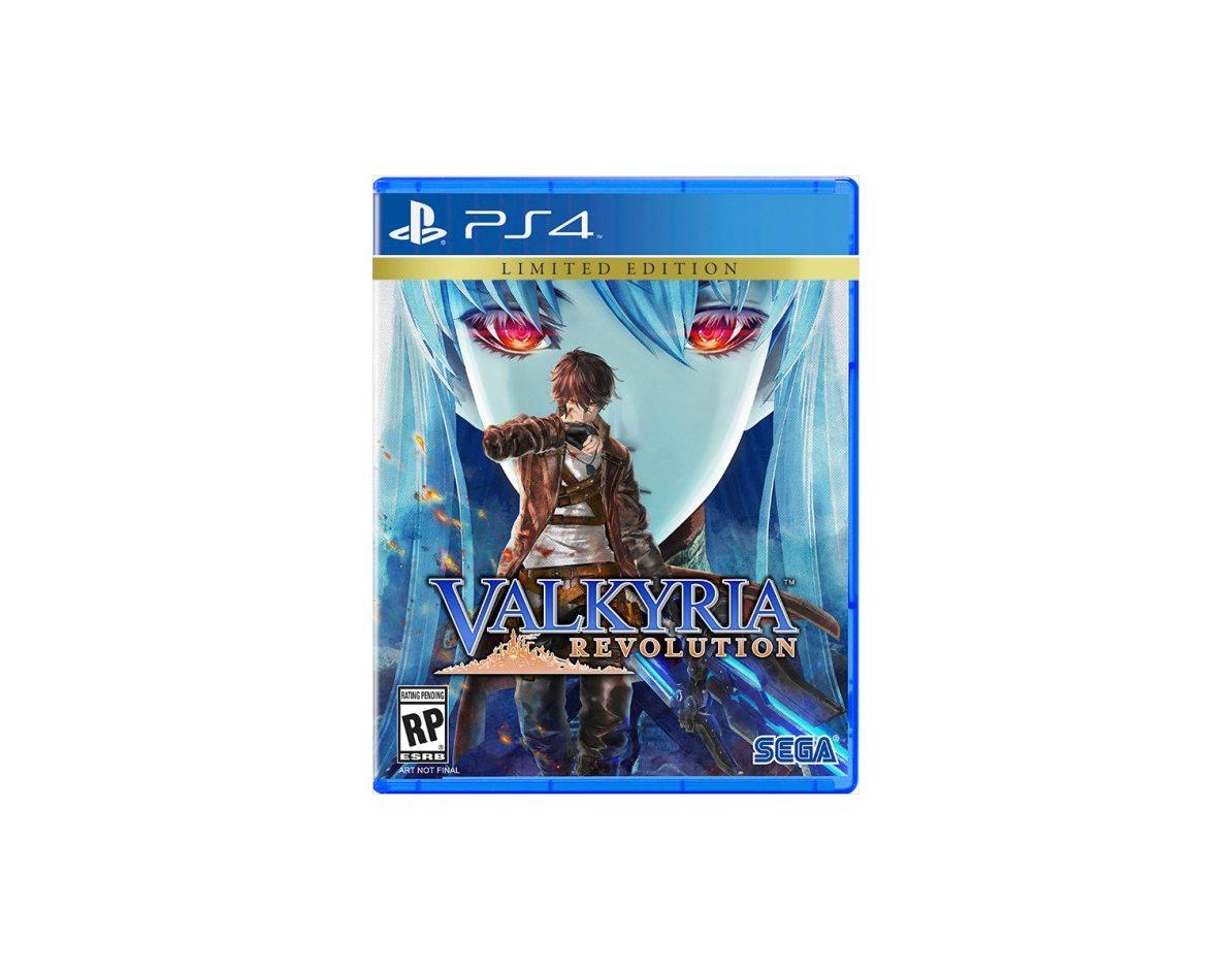 PS 4 Valkyria Revolution PS 4