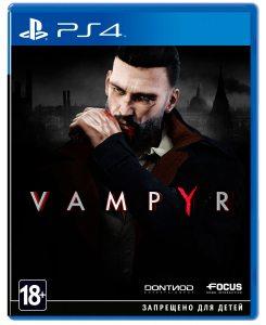 PS 4 Vampyr