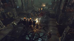 PS 4 Warhammer 40,000 Inquisitor - Martyr PS 4