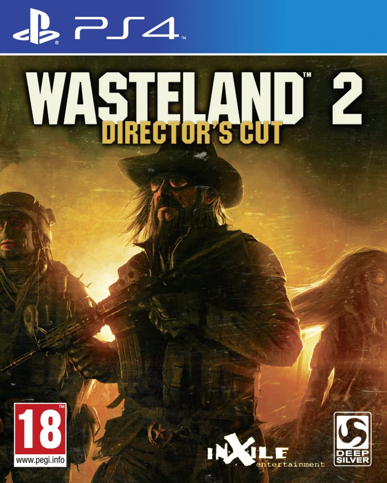 PS 4 Wasteland 2: Director's Cut PS 4