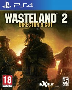 PS 4 Wasteland 2: Director's Cut