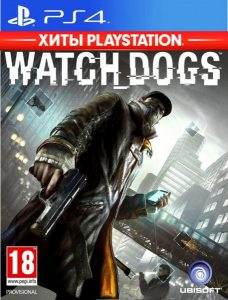 PS 4 Watch Dogs (Хиты PlayStation)