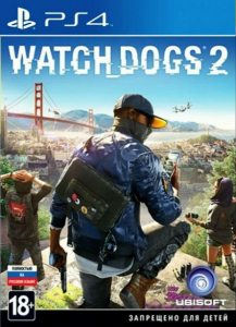 PS 4 Watch Dogs 2