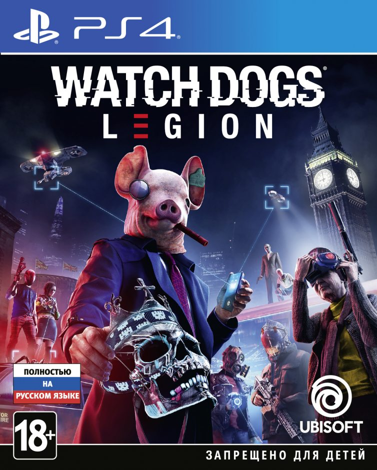 PS 4 Watch Dogs Legion PS 4