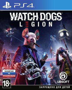 PS 4 Watch Dogs Legion