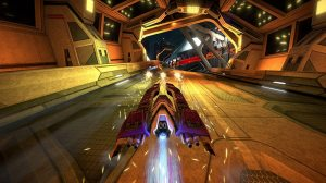 PS 4 WipEout Omega Collection PS 4