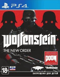 PS 4 Wolfenstein: The New Order