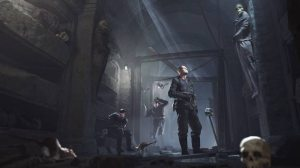 PS 4 Wolfenstein: The Old Blood PS 4