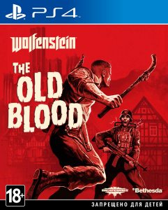 PS 4 Wolfenstein: The Old Blood