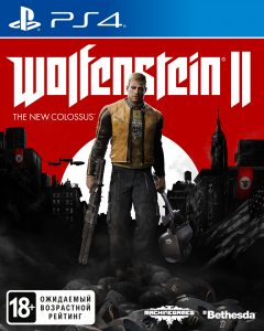 PS 4 Wolfenstein II: The New Colossus