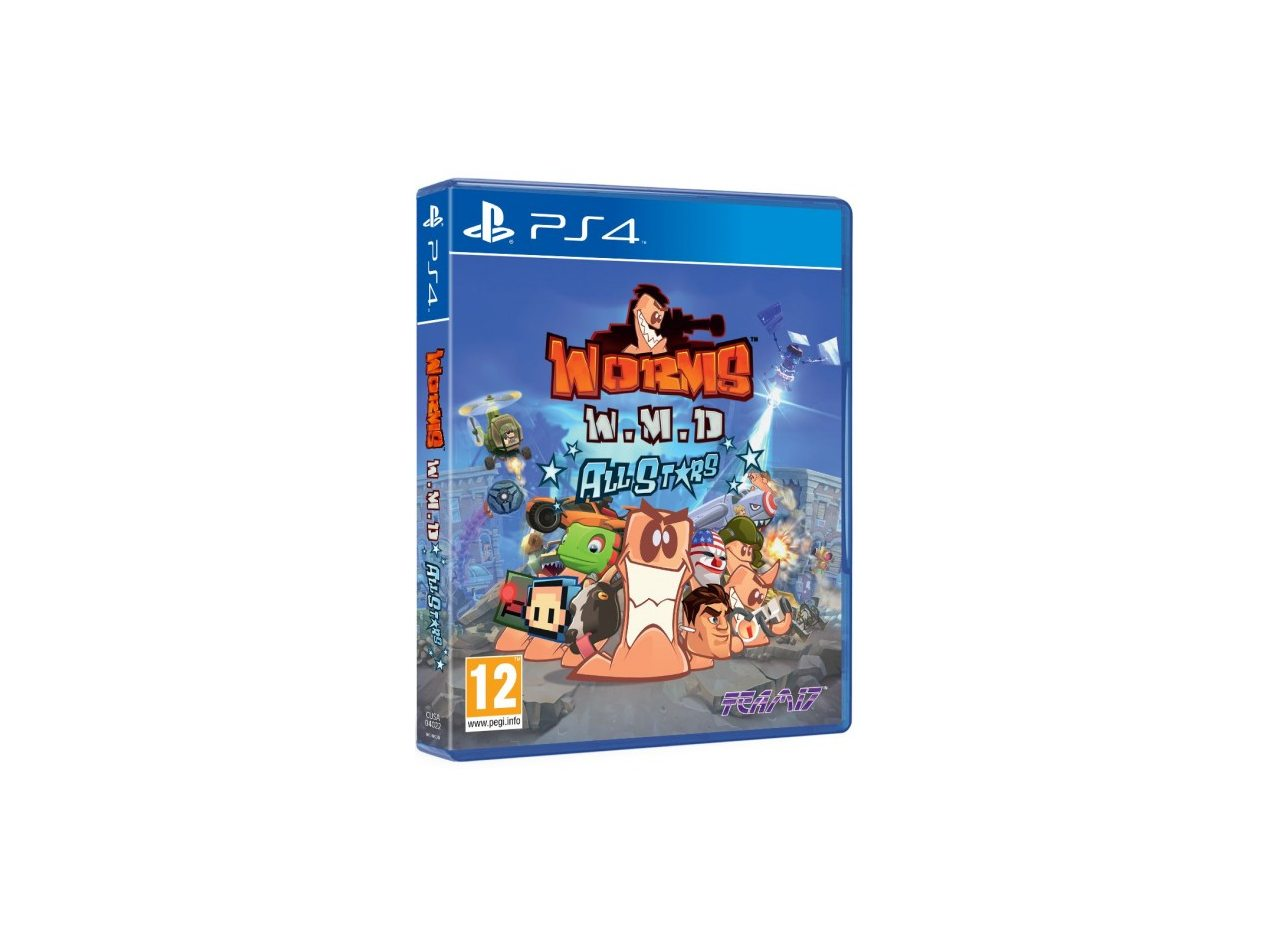 PS 4 Worms W.M.D. PS 4