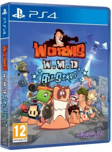 PS 4 Worms W.M.D.