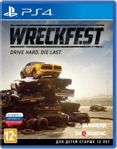 PS 4 Wreckfest