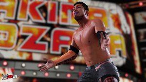 PS 4 WWE 2K18 PS 4