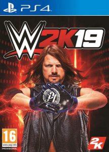 PS 4 WWE 2K19