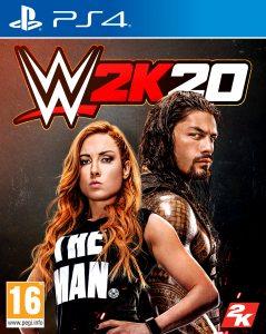 PS 4 WWE 2K20