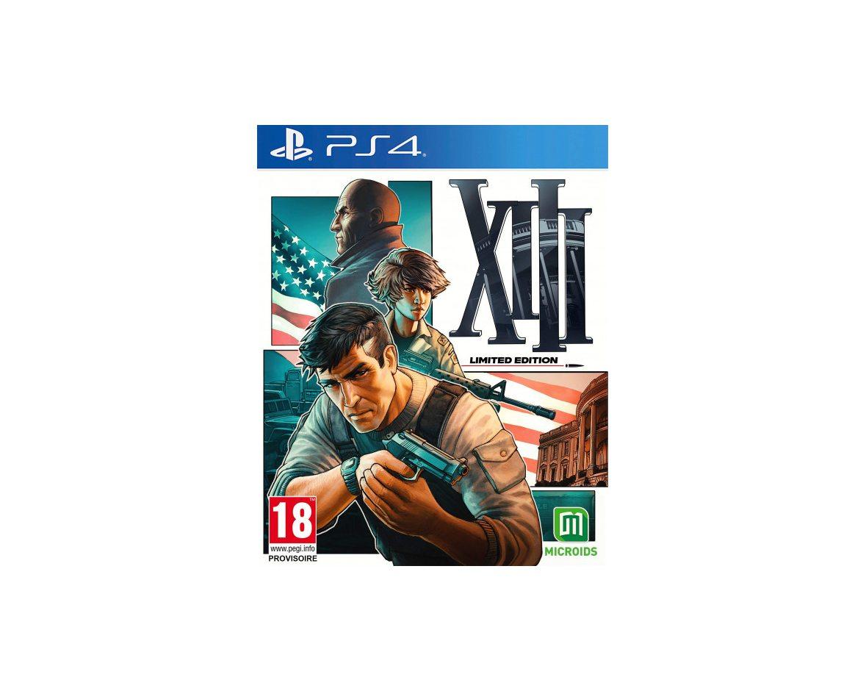 PS 4 XIII. Лимитированное издание PS 4