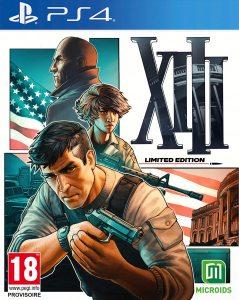 PS 4 XIII. Лимитированное издание