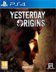 PS 4 Yesterday Origins