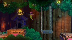 PS 4 Yooka-Laylee and the Impossible Lair PS 4