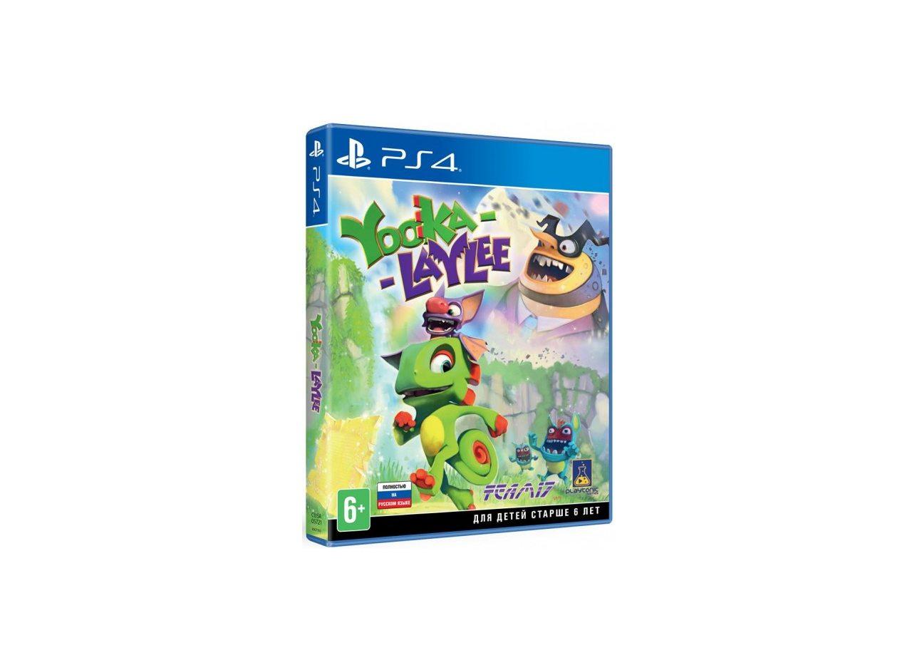 PS 4 Yooka-Laylee PS 4