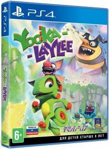 PS 4 Yooka-Laylee