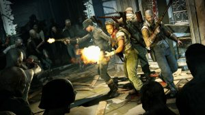 PS 4 Zombie army 4 dead war PS 4