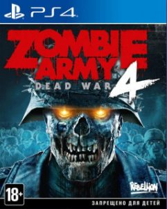 PS 4 Zombie army 4 dead war