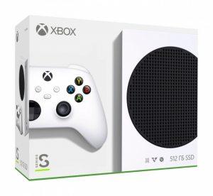 Игровая консоль Xbox Series S (512 ГБ)