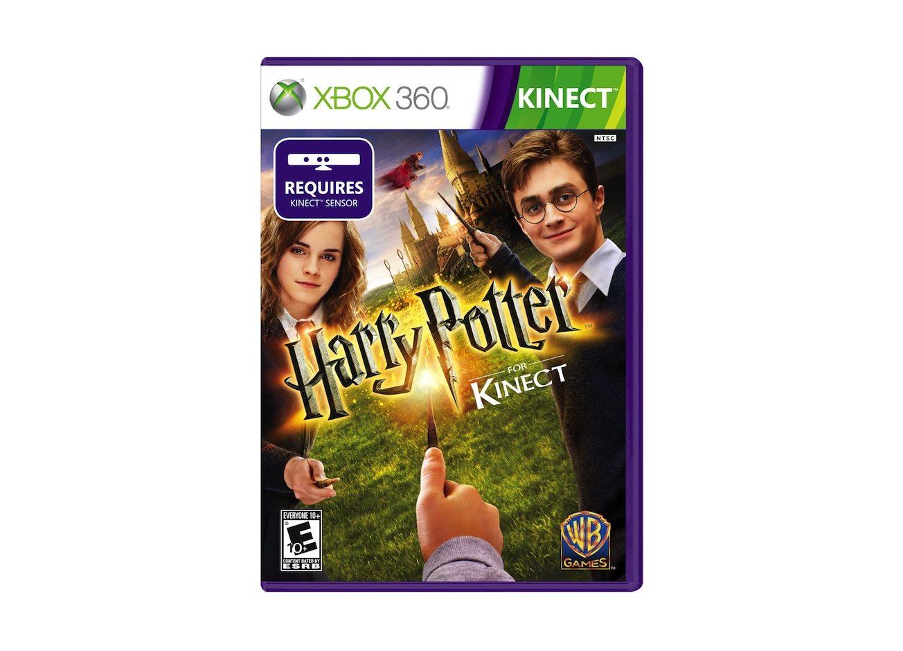 Xbox 360 Гарри Поттер для Kinect Xbox 360