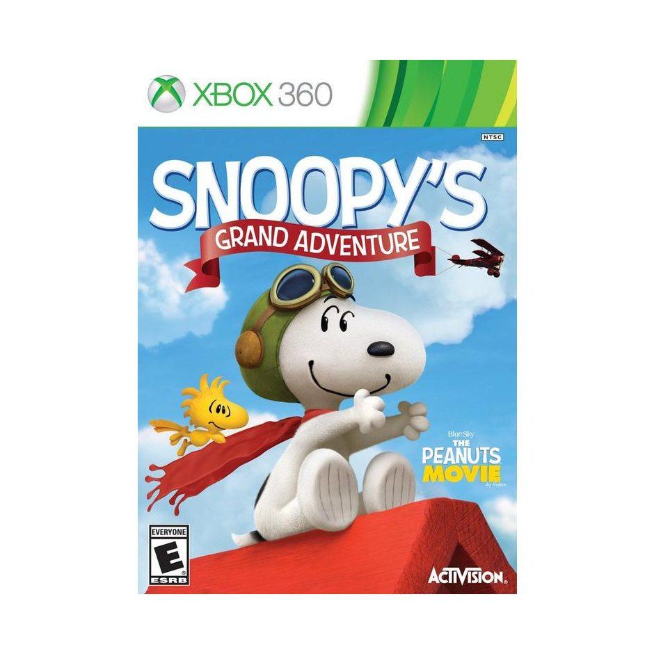 Xbox 360 СНУПИ Большое приключение Xbox 360