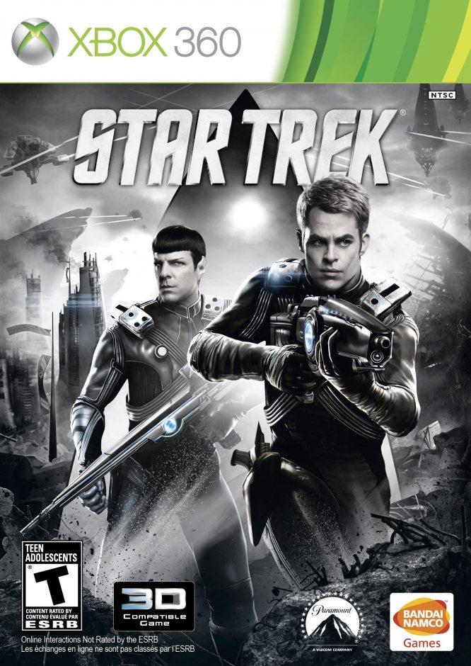 Xbox 360 Стартрек Xbox 360