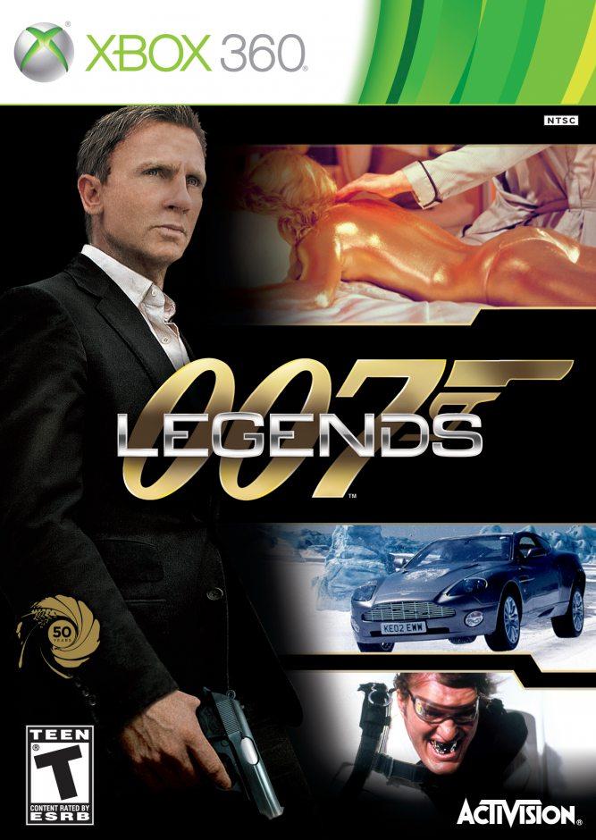 Xbox 360 007 Legends Xbox 360