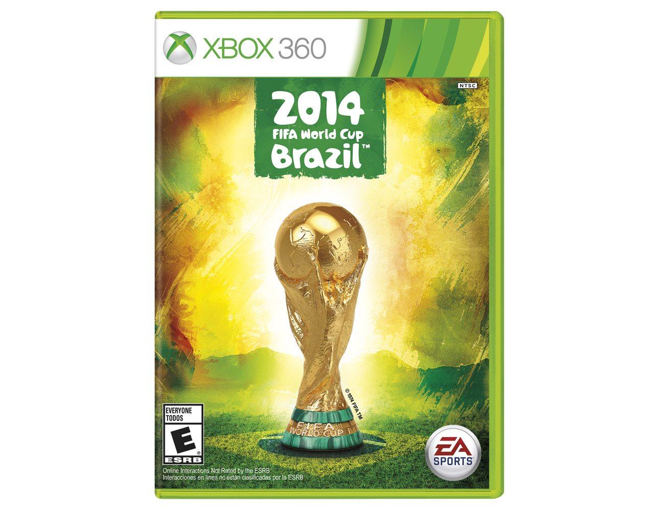 Xbox 360 2014 FIFA World Cup Brazil Xbox 360