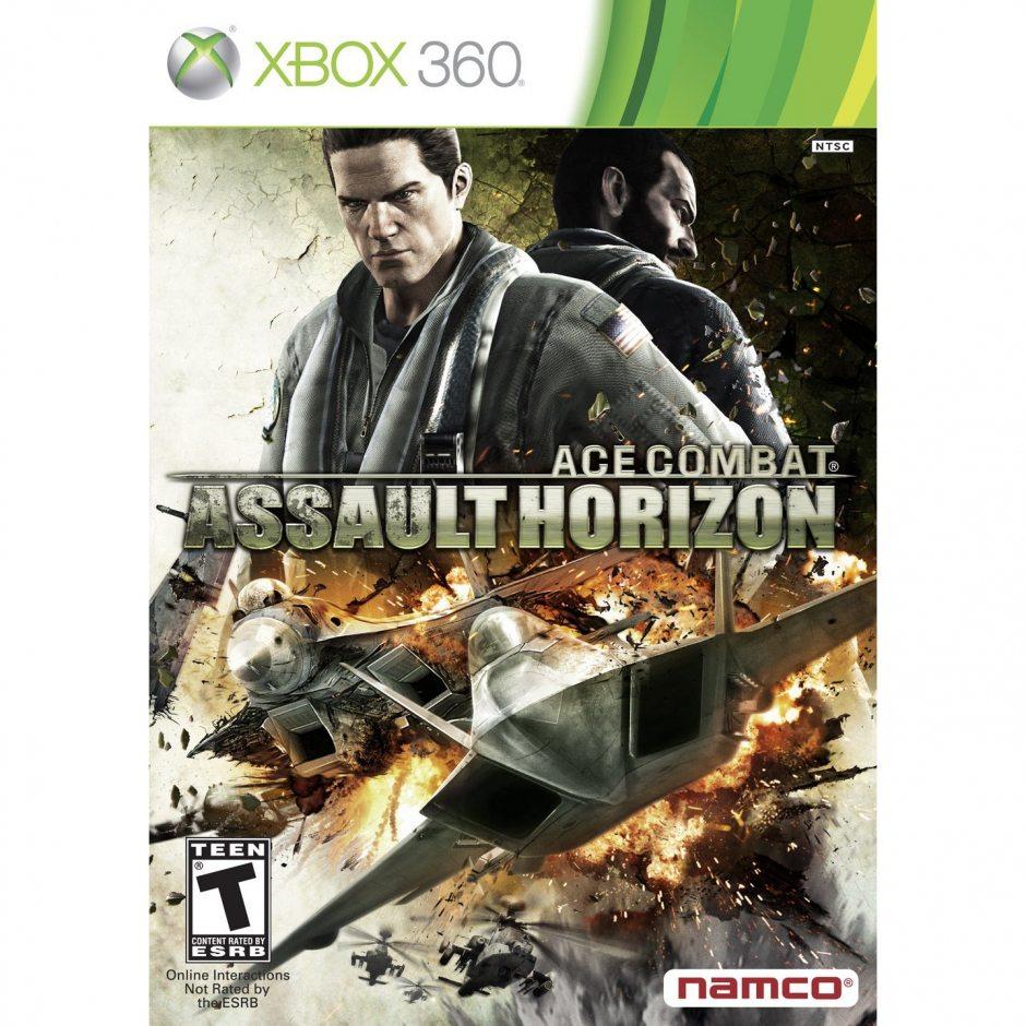 Xbox 360 Ace Combat Assault Horizon Xbox 360