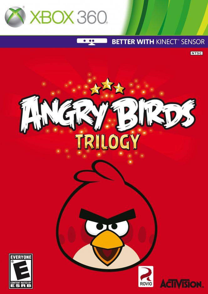 Xbox 360 Angry Birds Trilogy Xbox 360