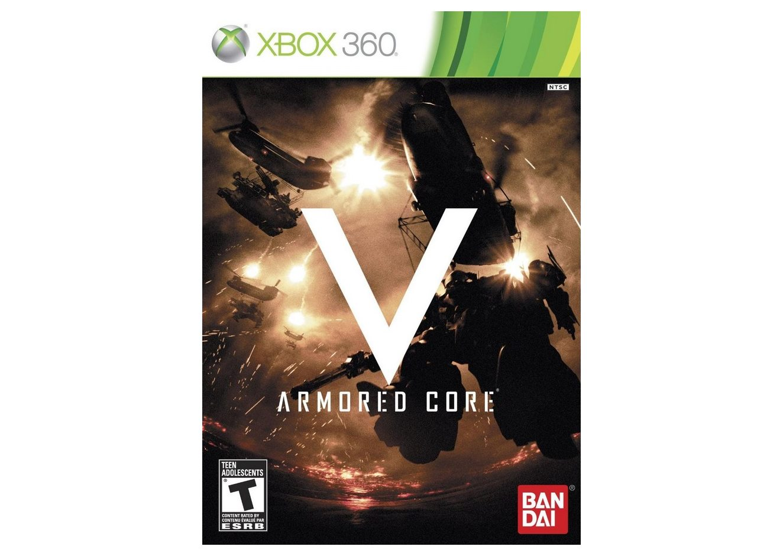 Xbox 360 Armored Core V Xbox 360