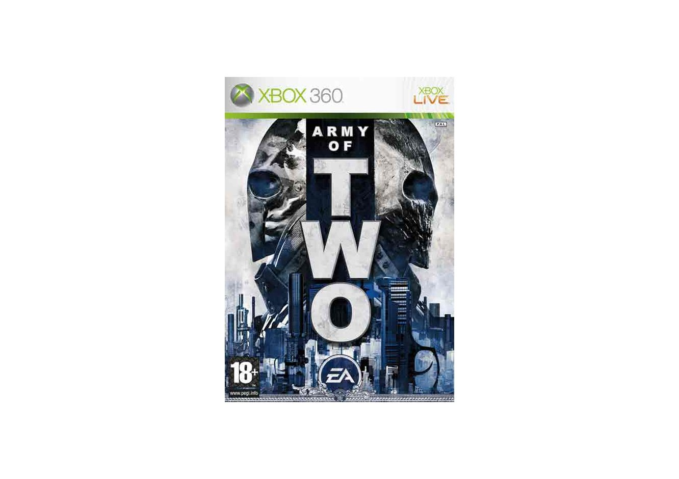 Xbox 360 Army of Two Xbox 360