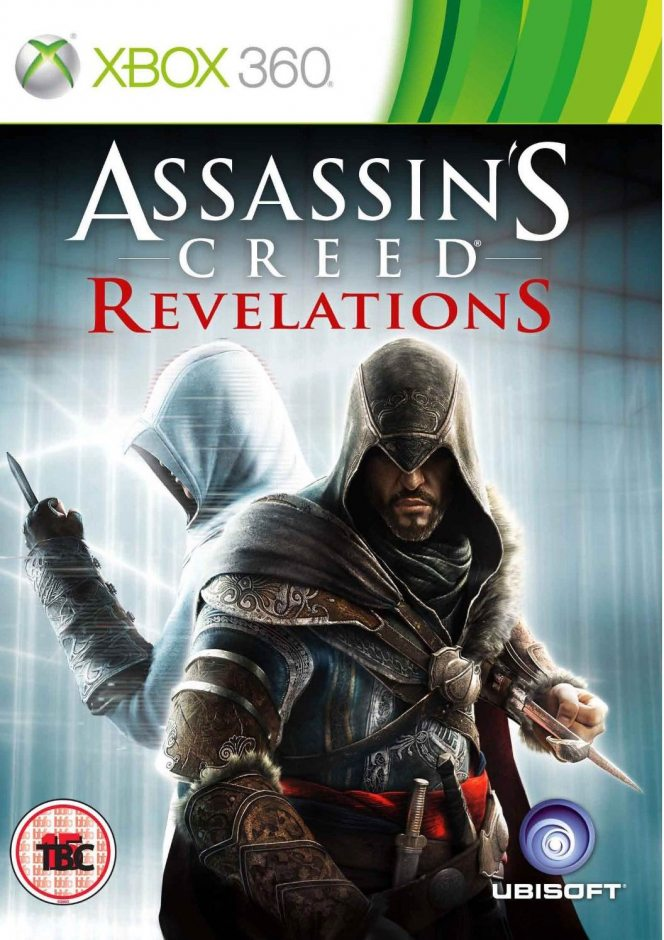 Xbox 360 Assassin's Creed: Revelations (Assassin's Creed: Откровения) Xbox 360