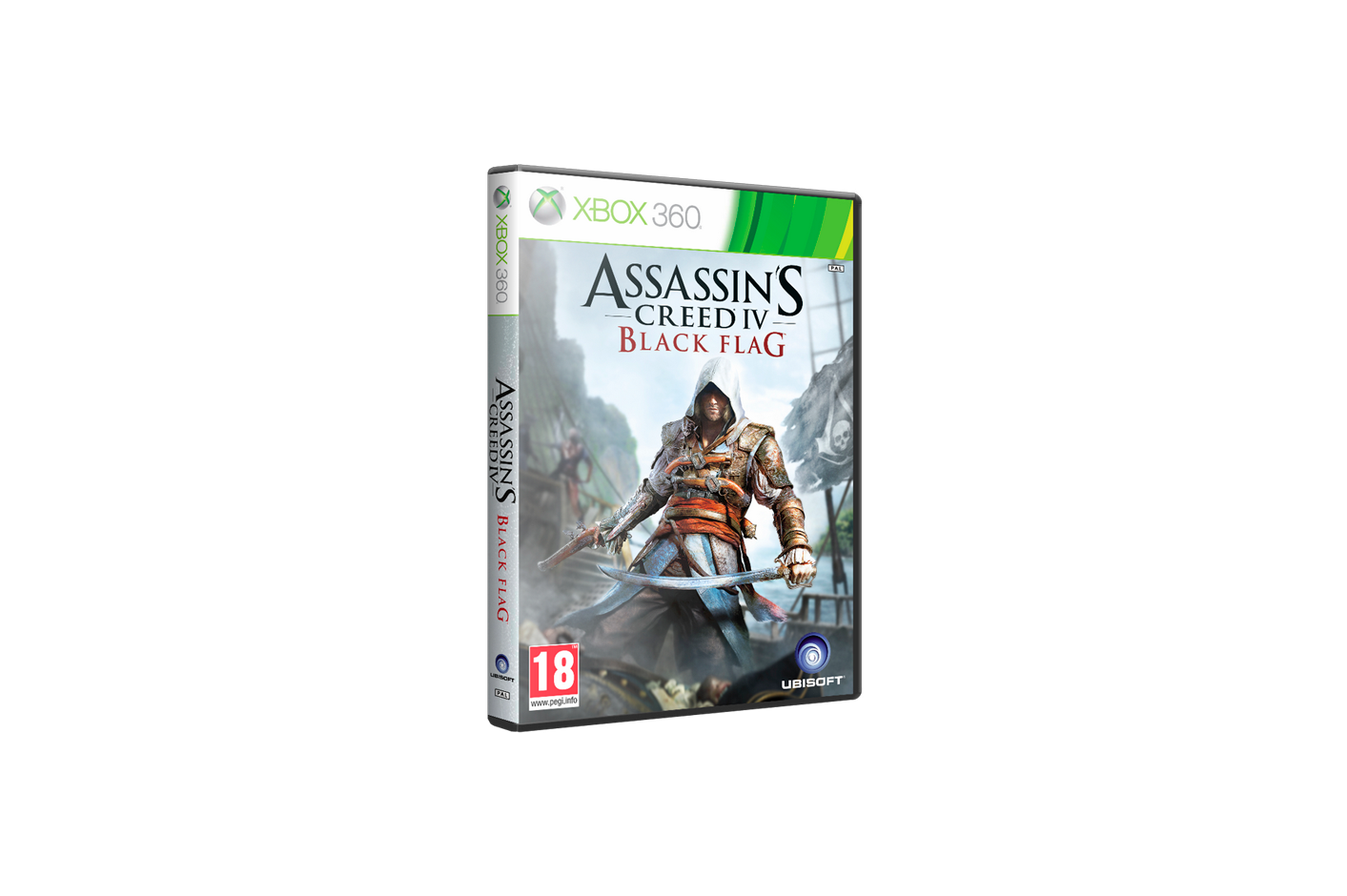 Xbox 360 Assassin's Creed IV. Черный флаг (Classics) Xbox 360